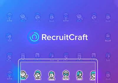 RecruitCraft – Recruitment CRM