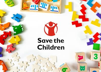 Save The Children – Storybook App